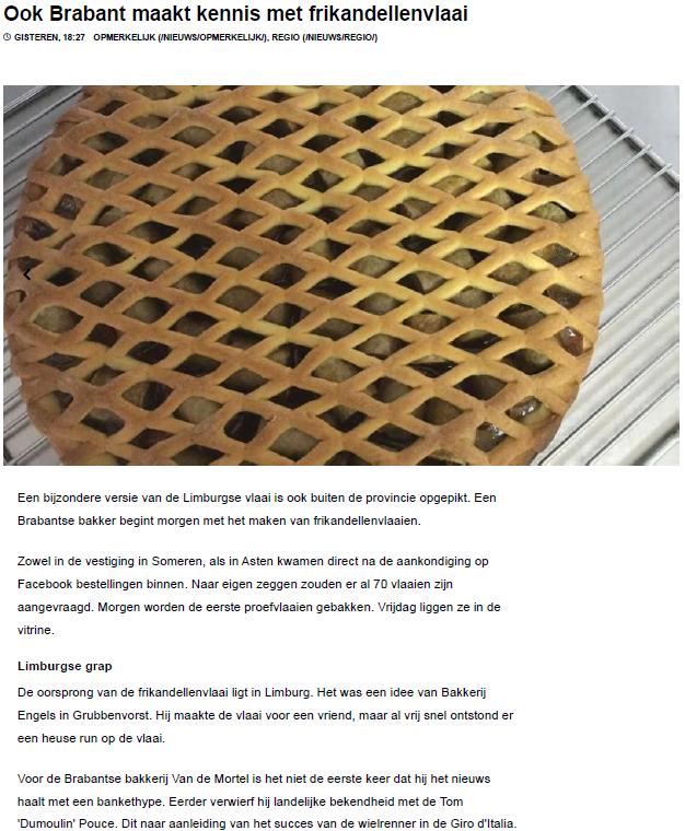 NOS website frikadellenbrood